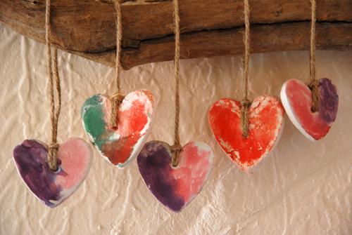 Zahra's hearts
